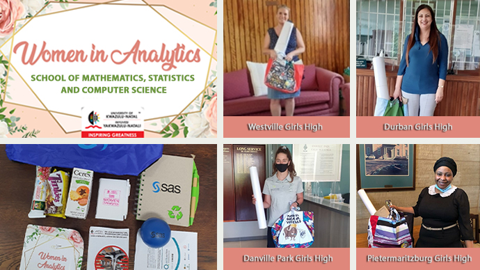 Women in Analytics Event Promotes Data Science Careers to Female Learners